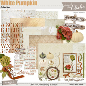 White Pumpkin Collection