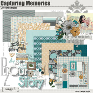 Capturing Memories Collection