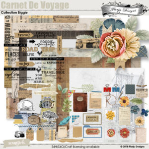 Carnet De Voyage Collection