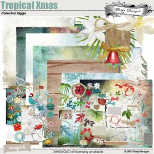 Tropical Xmas Collection