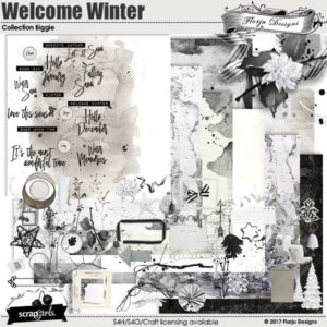 Welcome Winter Collection