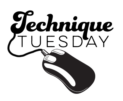 Technique Tuesday – Warped Shadows