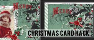 Christmas Card hack header
