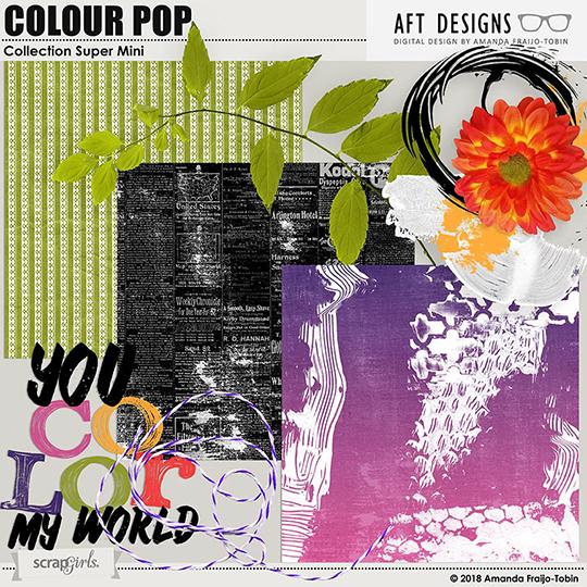 Nov 2018 Colour Pop SS Club bonus