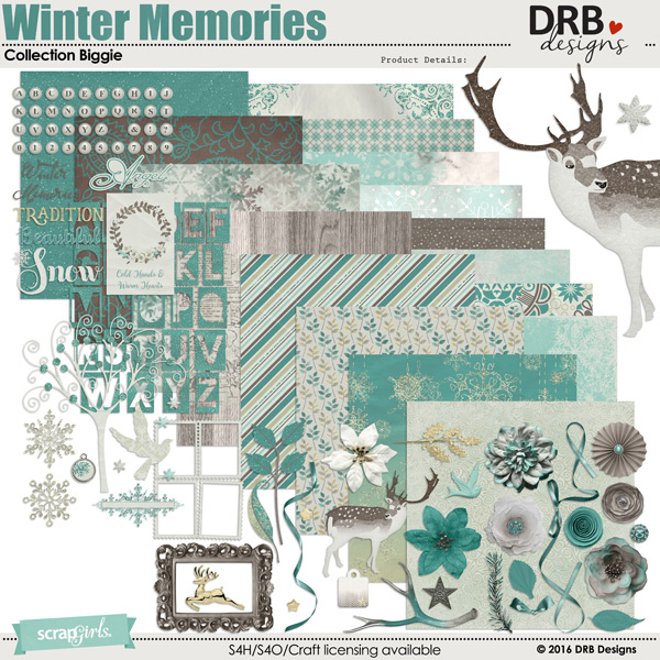 Winter Memories Collection