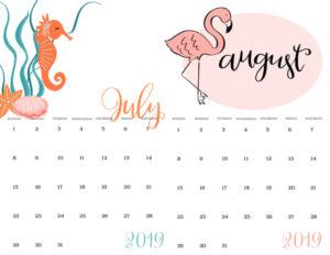summer calendar ideas