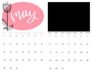 may calendar idea