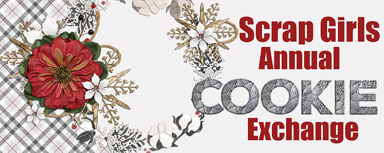 Kick Off the Holidays with Scrap Girls Annual Cookie Exchange!