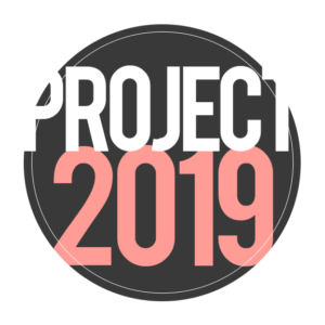 Project2019 badge