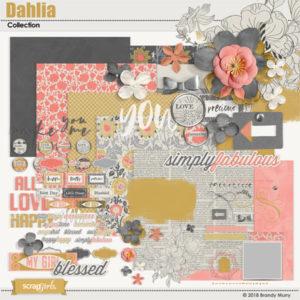 Dahlia Digital Collection