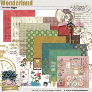 Wonderland Collection Biggie