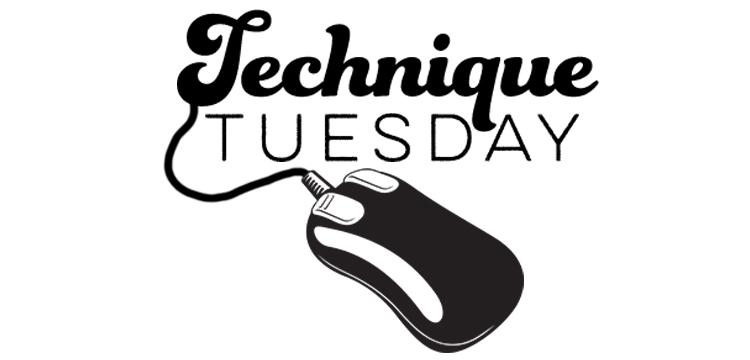 Technique Tuesday – Getting the Most Out of Embellishment Templates