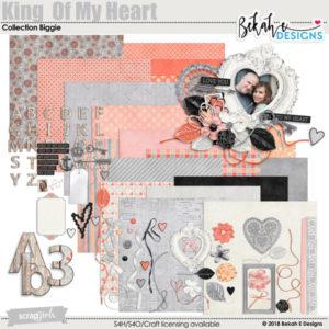 Kind of My Heart Digital kit