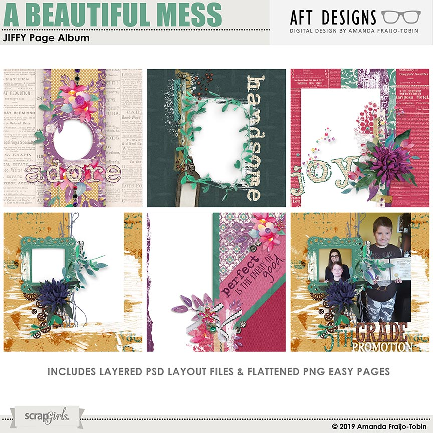 April 2019 A Beautiful Mess SG Club Bonus