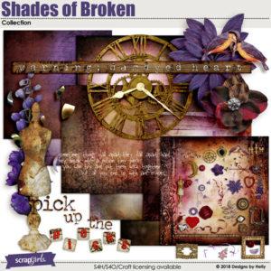 Shades of Broke