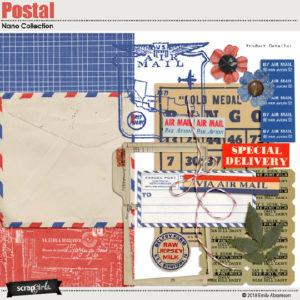 Postal SSClub MAR19 Bonus