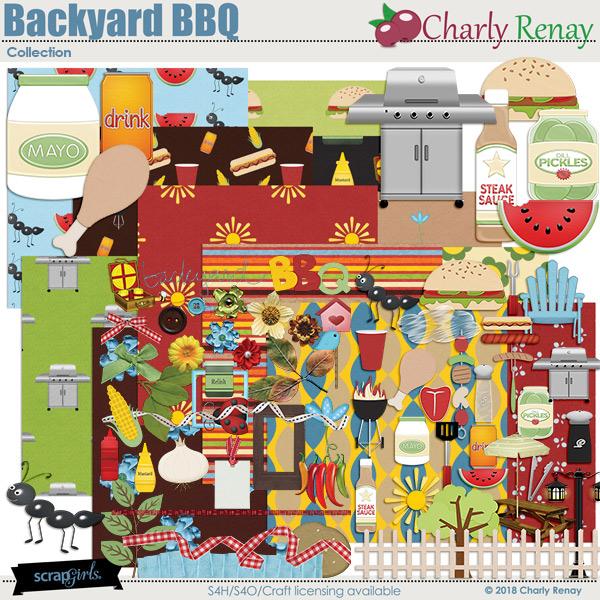 Backyard Bbq digi kit