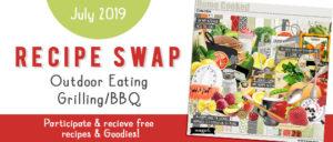 Recipe Swap Earn Freebies Header