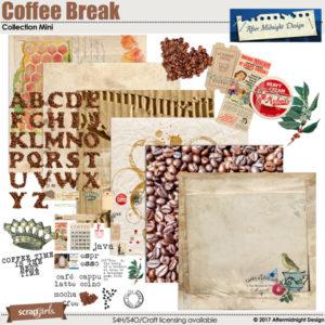 Coffee Break Collection Mini