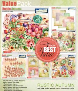 Value Pack: Rustik Autumn