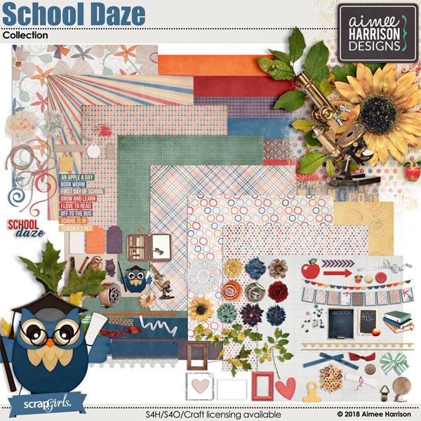 School Daze Collection