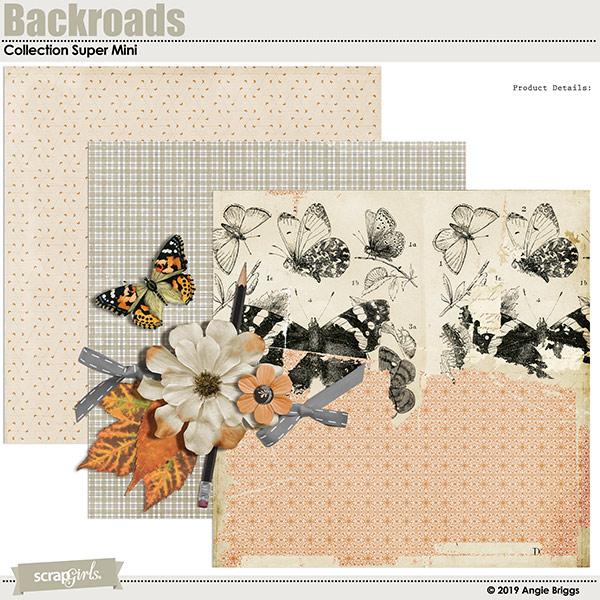 Backgrounds digital kit