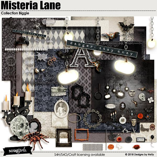 Misteria Lane