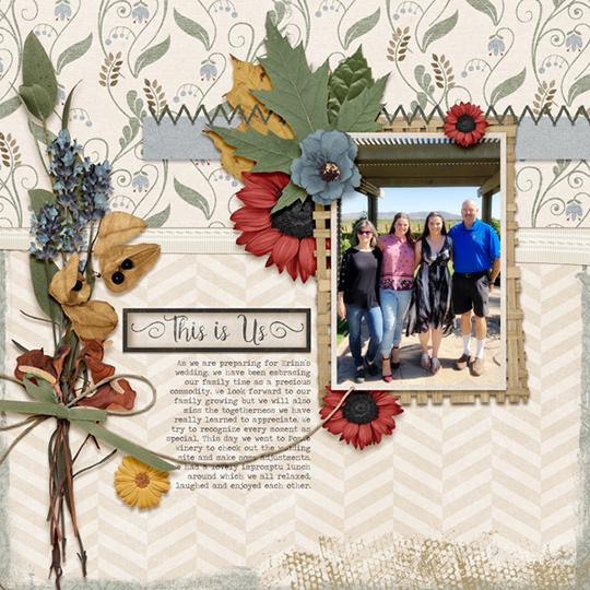 Fall Farmhouse layout Amy Flanagan