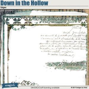 Down Hollow Edges