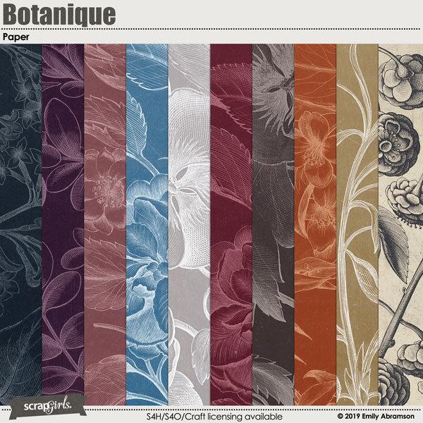 Bontanique Paper
