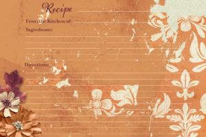 Fall Recipe Card2