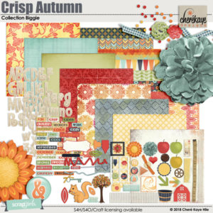 Crisp Autumn Collection