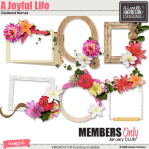 A Joyful Life SG club bonus