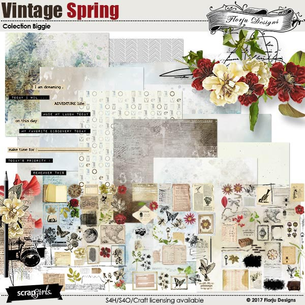 Vintage Spring Collection