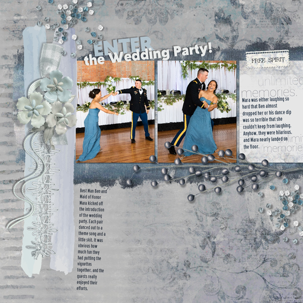 layout by Celestine using Bohemian Bliss