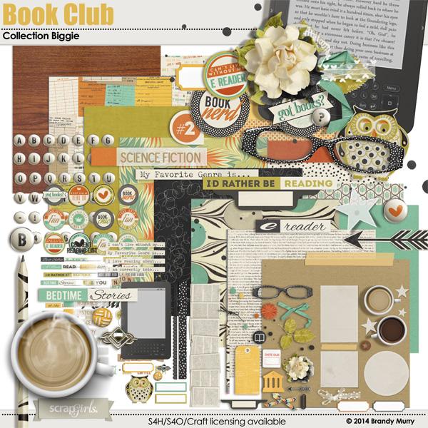 Book Club Collection Biggie