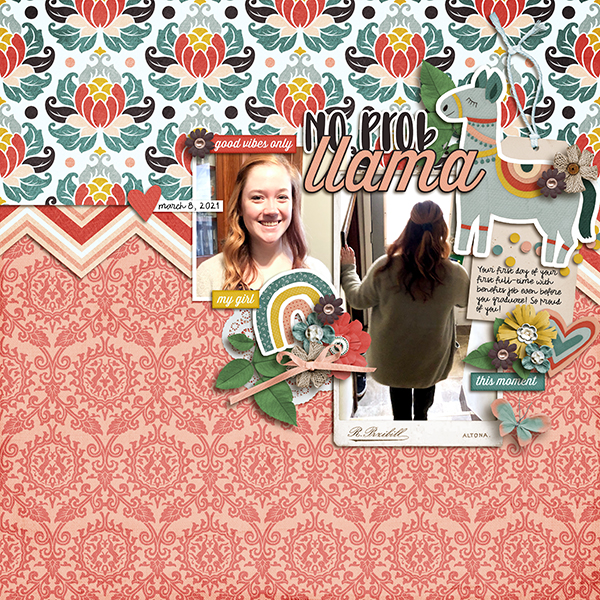 layout using Favorite Things by Cindy