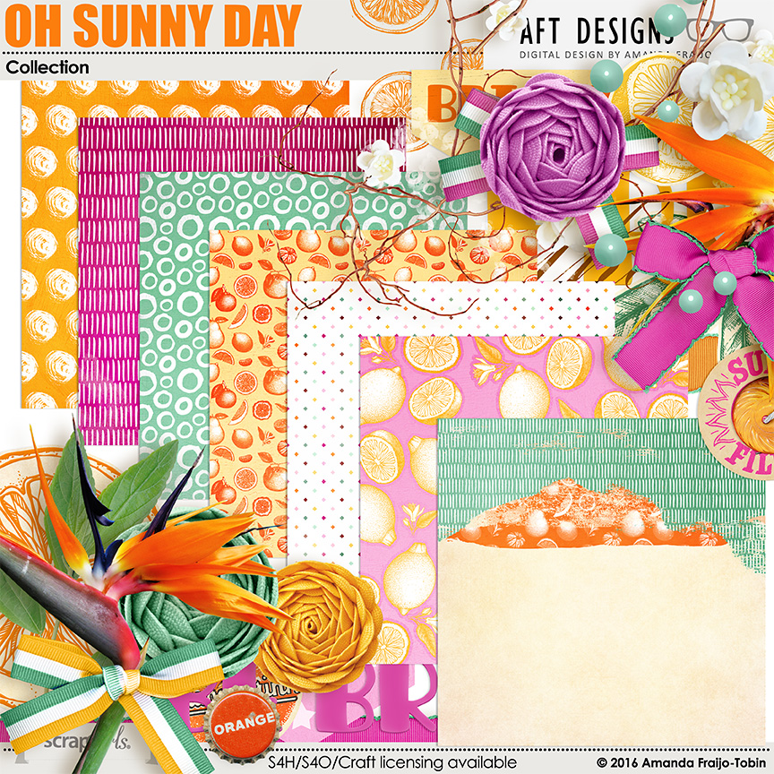 Oh Sunny Day Collection